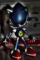 Classic Metal Sonic is Pure Evil by ViluVector
