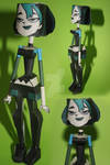 Gwen from Total Drama papercraft by ViluVector
