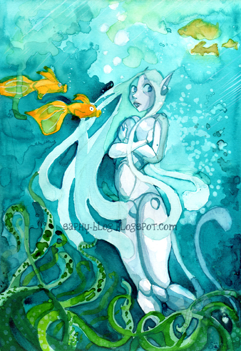Sea-Doll by Saph-y