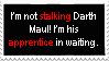 Darth Maul Fangirl by Graysider10