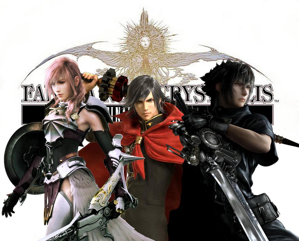 Fabula Nova Crystallis: Final Fantasy by MR-ENERGYZONA