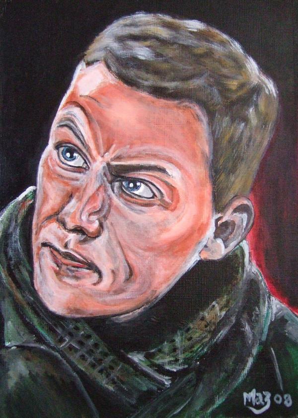Private Cooper by Mazzi294