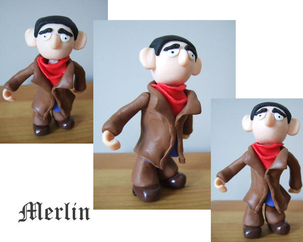 Merlin by Mazzi294