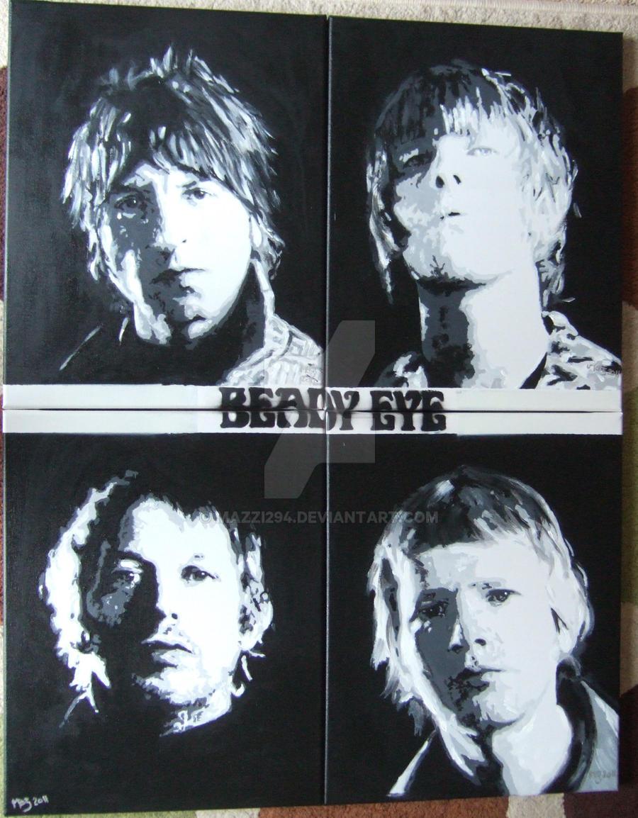 Beady Eye by Mazzi294