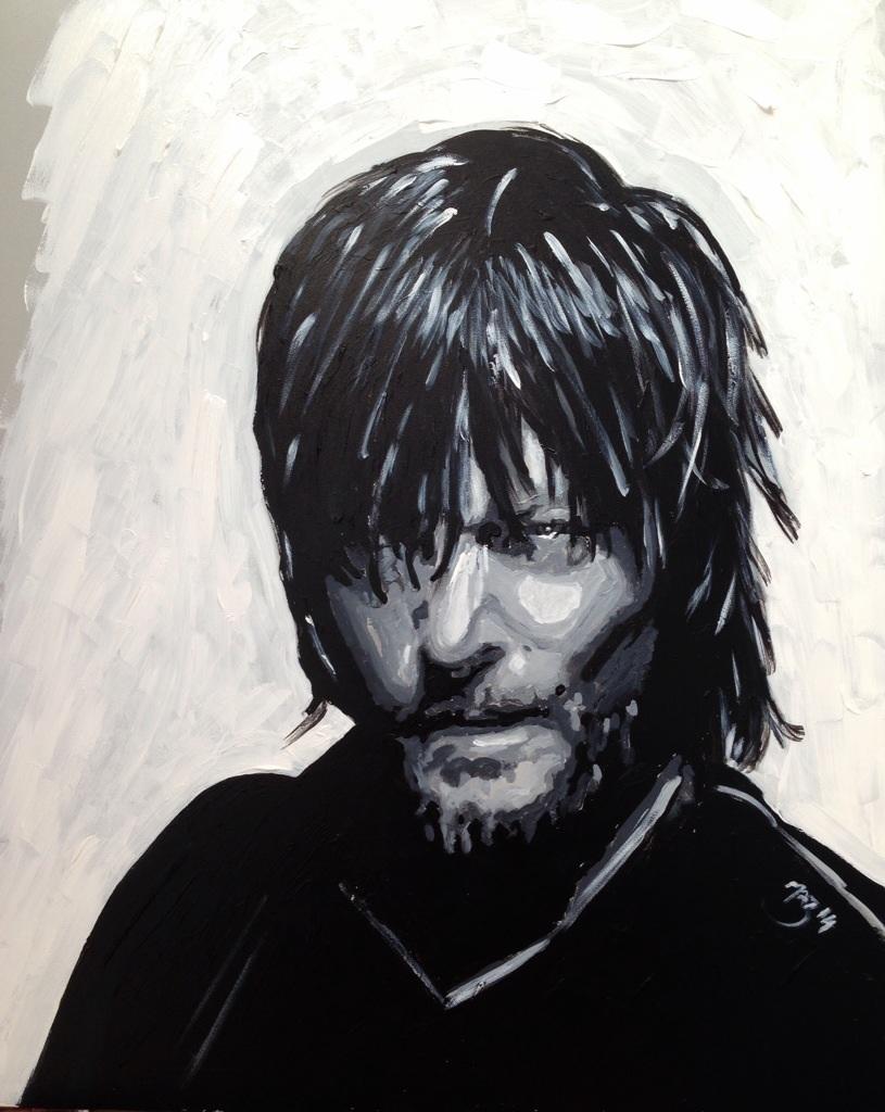 Daryl Dixon by Mazzi294