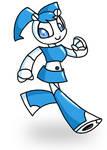 Jenny the Teenage Robot