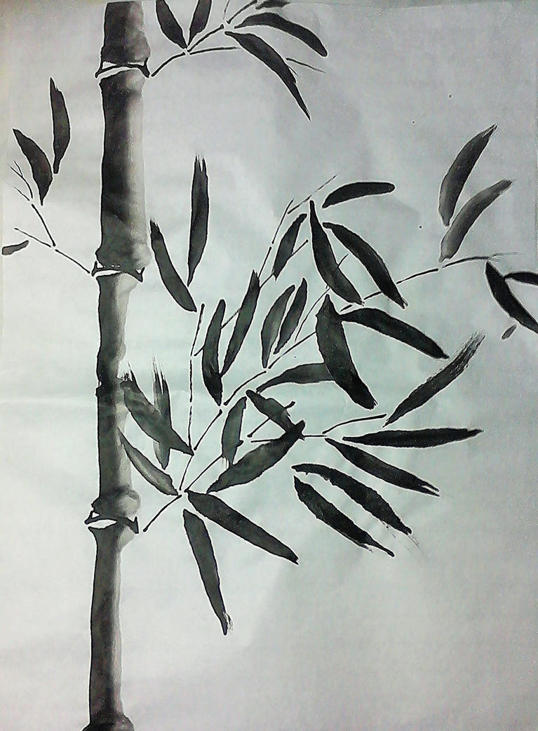 Bamboo 2 by FreeSpiritArtSoul