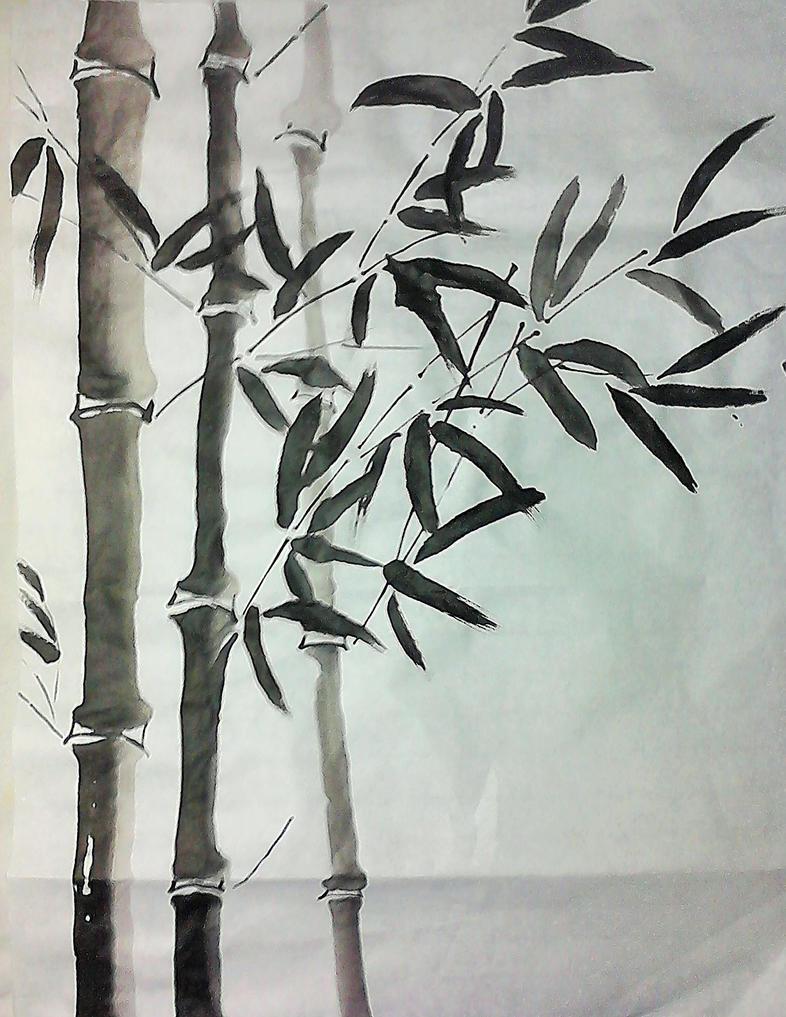 Bamboo 3 by FreeSpiritArtSoul
