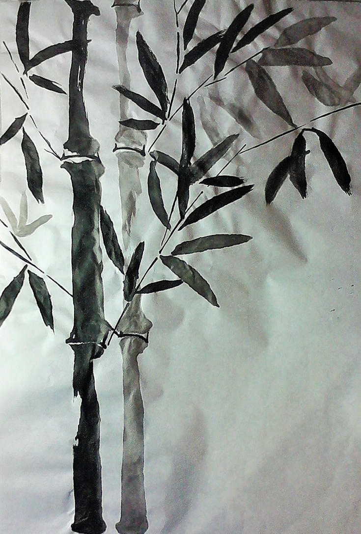 Bamboo 4 by FreeSpiritArtSoul