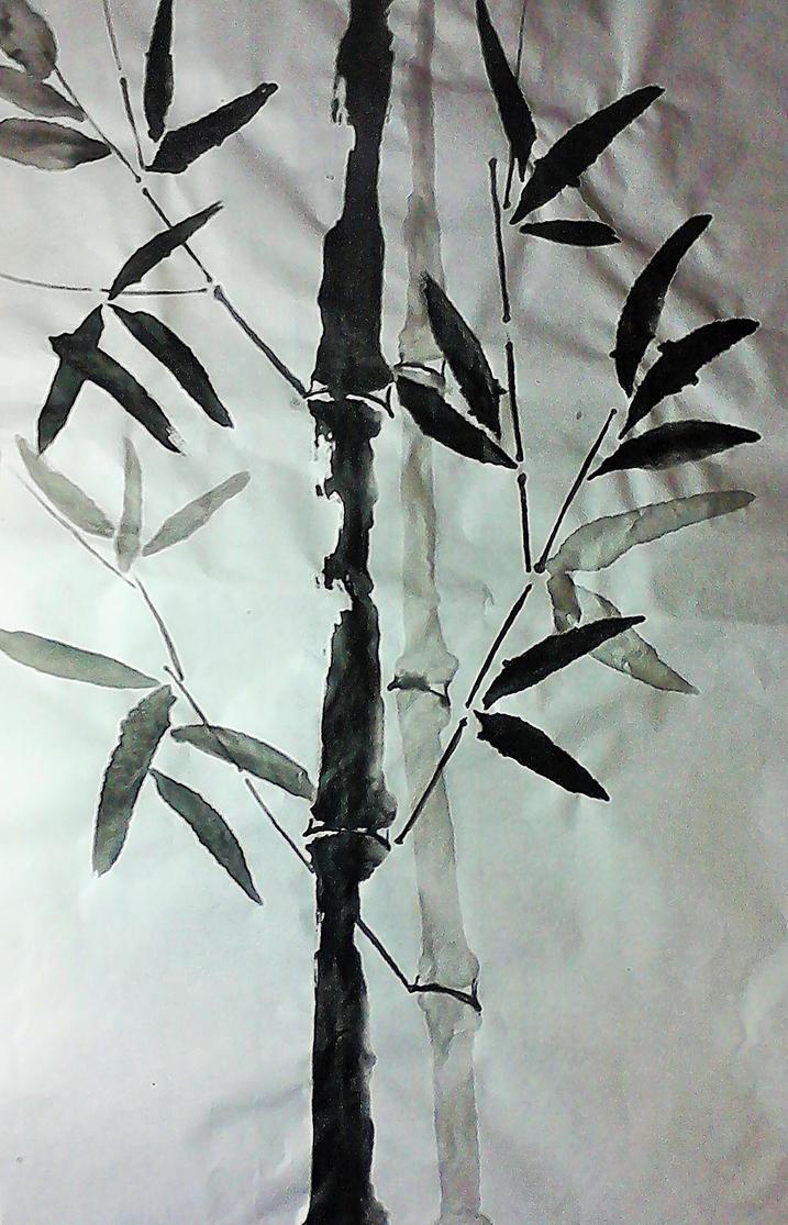 Bamboo 6 by FreeSpiritArtSoul