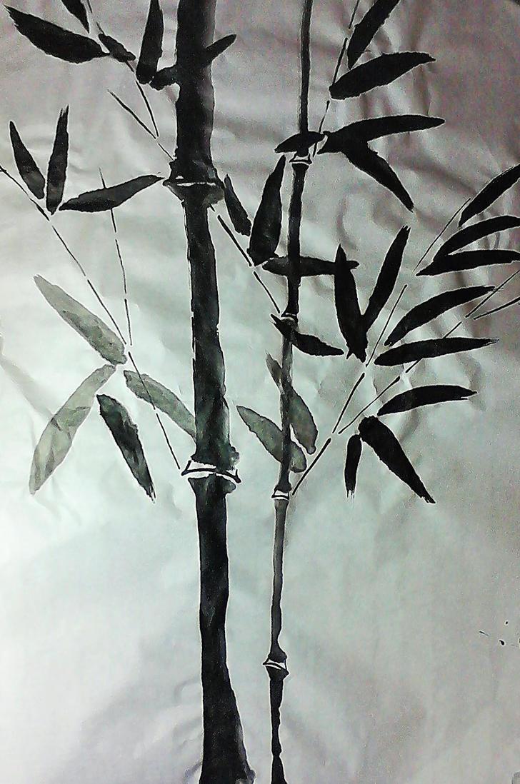 Bamboo 5 by FreeSpiritArtSoul