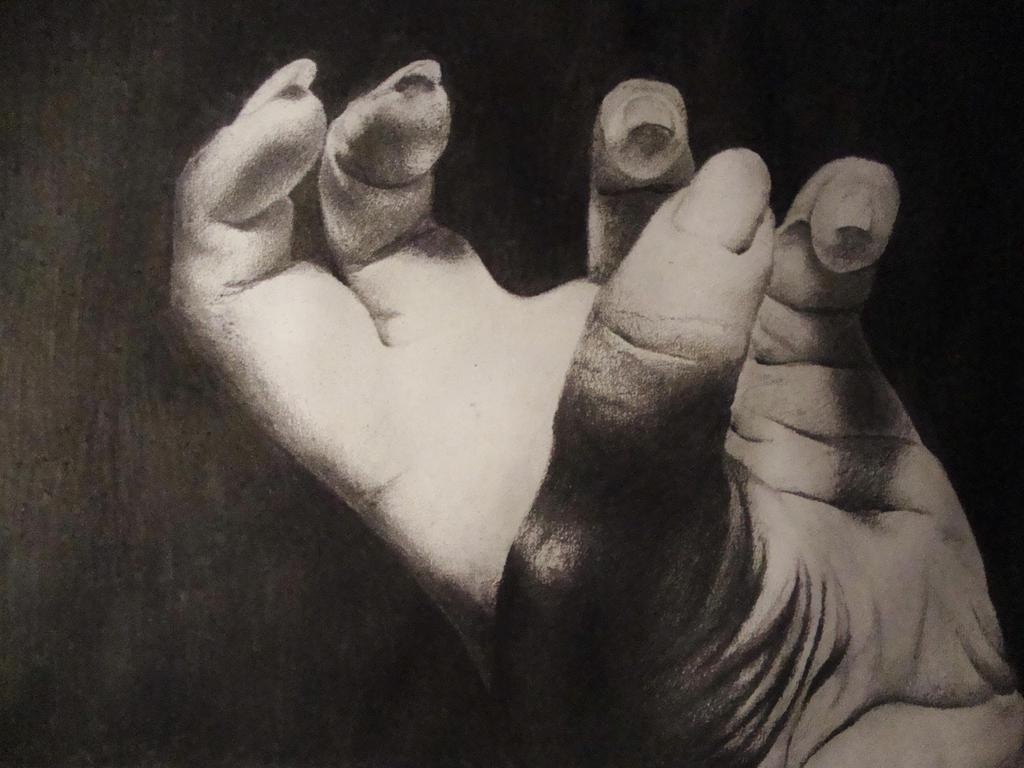 Hand #1 by FreeSpiritArtSoul