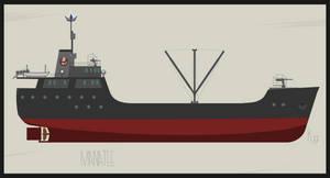 Freighter Manatee
