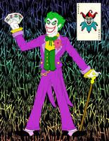 Batman Classic Rogue #1: The Joker(Digital) by D-Field22