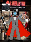 Batman Blunder #6:Mr. Camera(Digital) by D-Field22