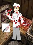 Batman Special Oc #3: The Cannibal Chef (Digital) by D-Field22