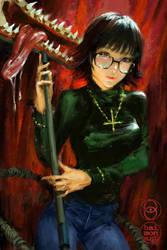 Shizuku by baimonart