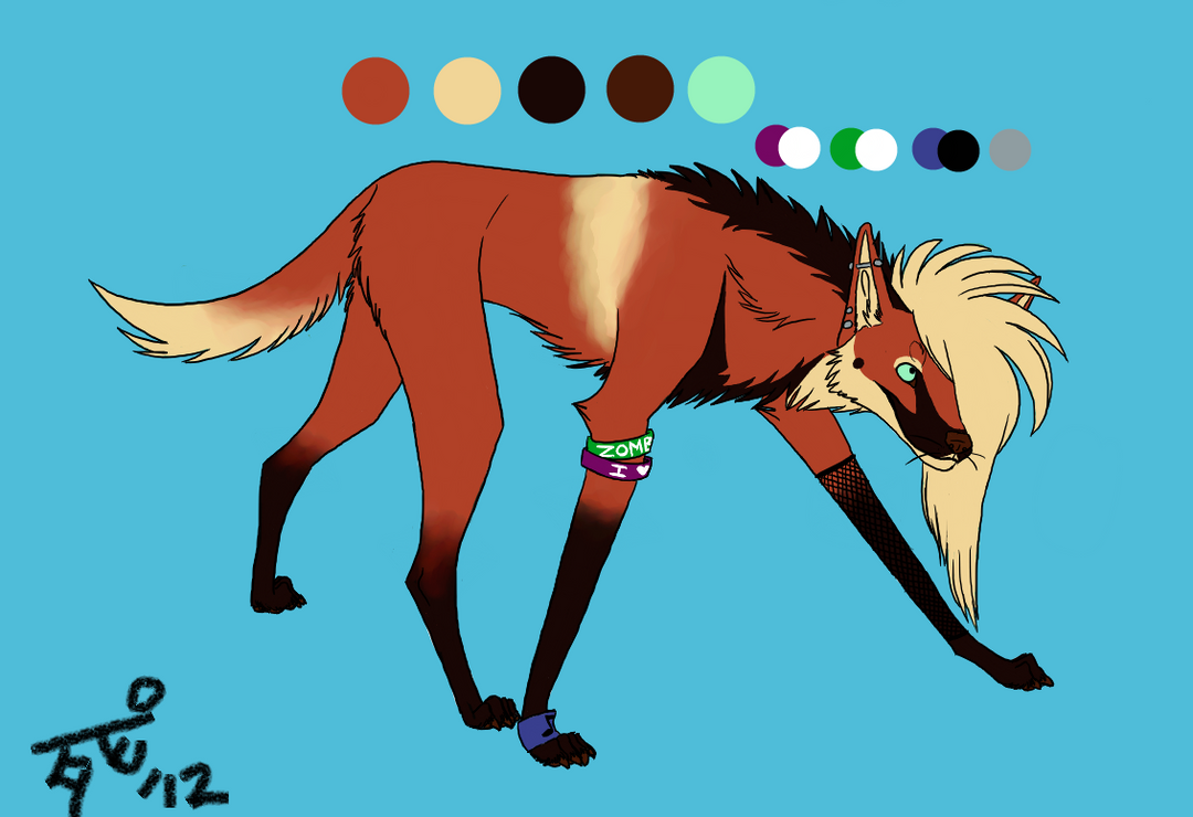 A Lot Of Maned Wolf By Loputyn Deviantart Com On: Maned Wolf By DegreesOfDeath On DeviantArt