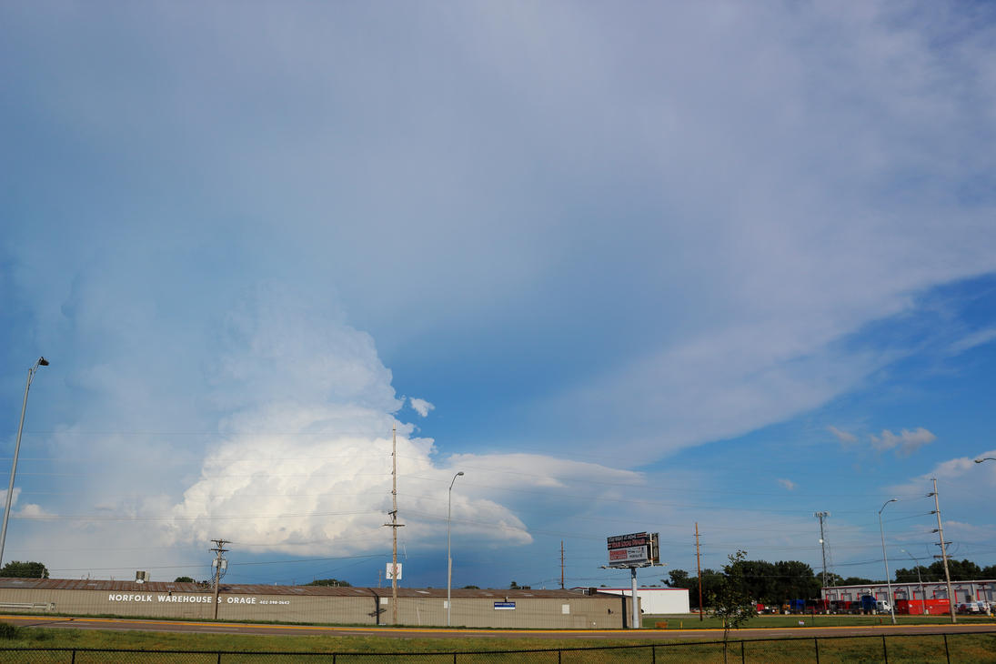 06-23-2018 - Norfolk, NE by WxKnowltey
