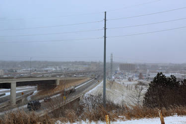 2018-12-28 - Omaha, NE - Snow by WxKnowltey