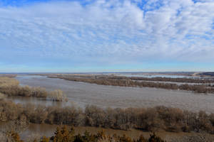 Platte River Basin, Northeast View by WxKnowltey