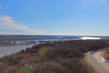 Platte River Basin, Southeast View by WxKnowltey