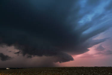 Hinton, IA Supercell