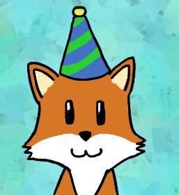 happy birthay fox by darklink691