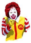 McDonald 'I want you'