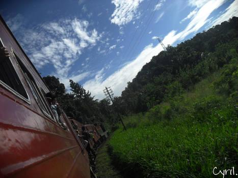 Through Mountains