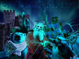 Father Christmas by thor1971