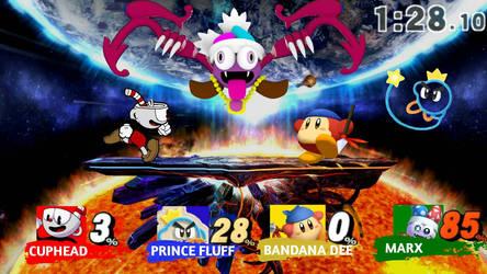 My take on Super Smash Bros Switch