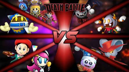 Kirby Boss Battle Royale | DEATH BATTLE!