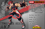 Comeback Hero: Aka V.2