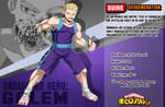 Undaunted Hero: Golem