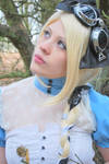 Alice - Steampunk AIW by black-ravens-blood