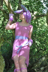 Espeon - Tree hugger by black-ravens-blood