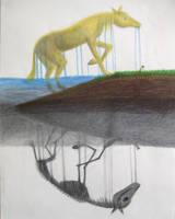 Kelpie by fyrenwater