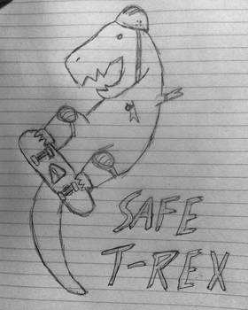 Sketch - Safe T-Rex