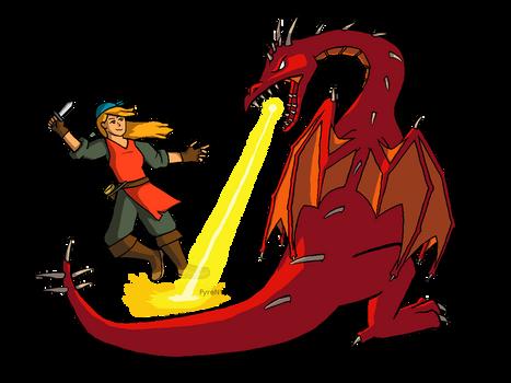 Red Dragon Dance
