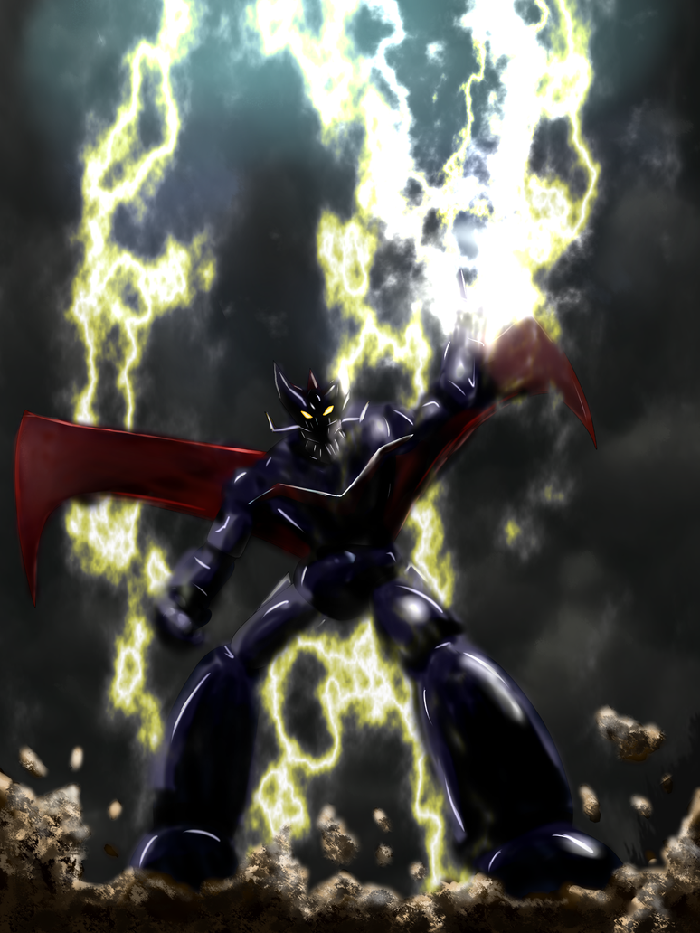 Great Mazinger by Trumpa