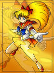 Colourisation - Sailor Venus