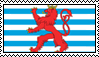 Stamp Luxembourg by RevenNiaga