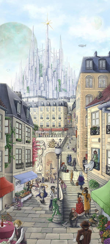 Glass Lies Quartier bellevie