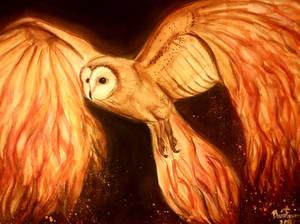 FireOwl by Bara-Feuer