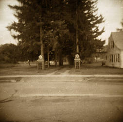 Neighborhood Cemetery