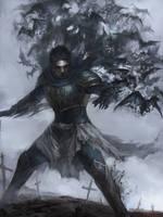 Dracula(warrior) by JohnCHChiu