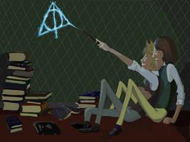 Grindelwald Dumbledore : sign