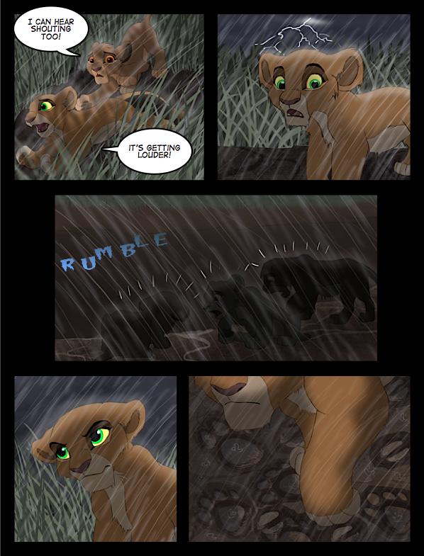 Kiara's Reign Page 27 by TC-96