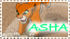 Asha stamp by TC-96